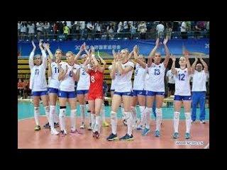 China vs Russia | BRICS Games women's volleyball 2017