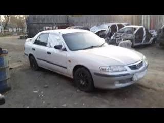 Mazda Capella 2001 год МКПП требуется ремонт продается за 75000 рублей