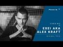 EXEI AKA ALEX KRAFT /minimal tech/ @ Pioneer DJ TV | Moscow