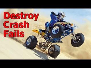 ATV & Quad DESTROYED - Fails and Crashes
