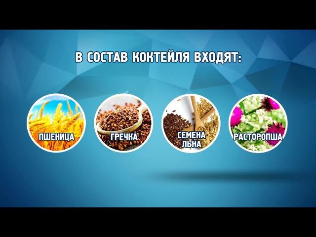 TopLife Коктейль С семенами льна и расторопшей Body Activ