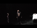 Daniel Koek Tam Mutu - Confrontation (Les Miserables London 17.12.2013)