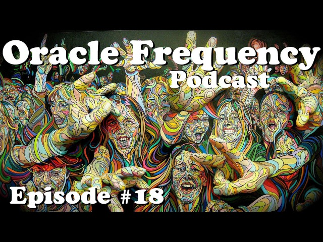 The Hero's Journey Carl Jung Joseph Campbell Psychedelics The Oracle Frequency Podcast 18