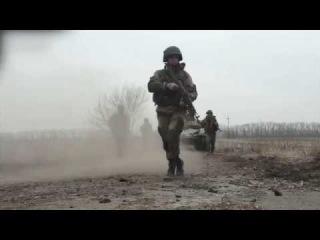 Добровольцам вставшим на защиту Донбасса от кровавого киевского режима посвящается.