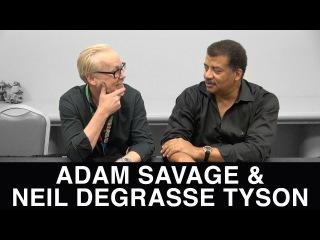 Adam Savage & Neil deGrasse Tyson: Favorite Movies & Blade Runner 2049
