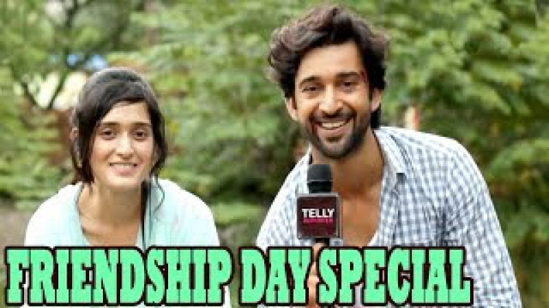 Candid Interview of Pankhuri Awasthy Rajveer Singh On Friendship Day