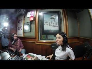 """Lali Espósito en """"Levantados"""" (FMDos, Chile) @ 01/12/2017"""