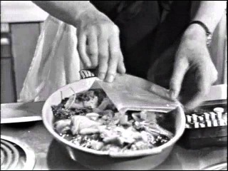 Julia Child The French Chef -Vegetable Adventures