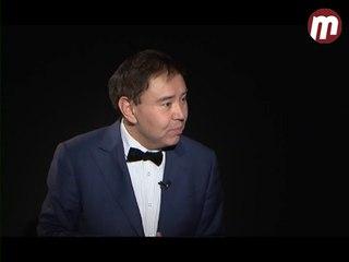 Багдаев: в гостях Баир Бальжиров