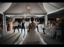 EPIC GROOMSMEN DANCE SUPRISE for the bride - Amazing Wedding all time!