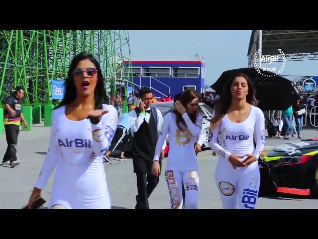 AirBitClub и NASCAR Monterrrey