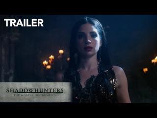 Shadowhunters | Season 3 Trailer | Freeform