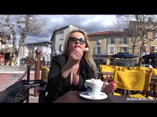 Joanna (Joanna, 30ans, hotesse de lair) [Amateur, Blonde, Bit tits, Blowjob, Cougar, Mastrubation, Shaved, Hardcore, 1080p]