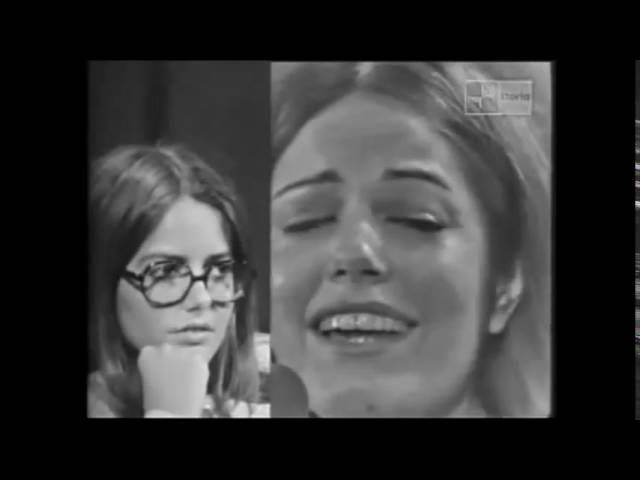 Nada il cuore è uno Zingaro Sanremo 1971
