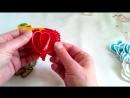 Тунисское вязание в ирландском кружеве. Обзор элементов (1)