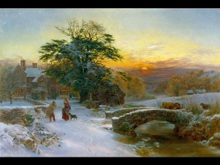 Ralph Vaughan Williams : Serenade in A Minor : Romance. George Cole, George Vicat Cole : Paintings
