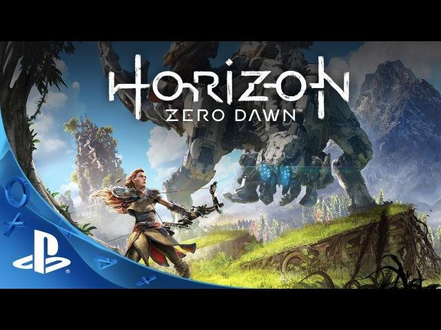 Horizon Zero Dawn РУССКАЯ ОЗВУЧКА фантастический фильм по игре HD