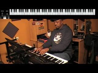 Ted Twis Playing Gospel Keys - Gospel Chords - Neo Soul Urban