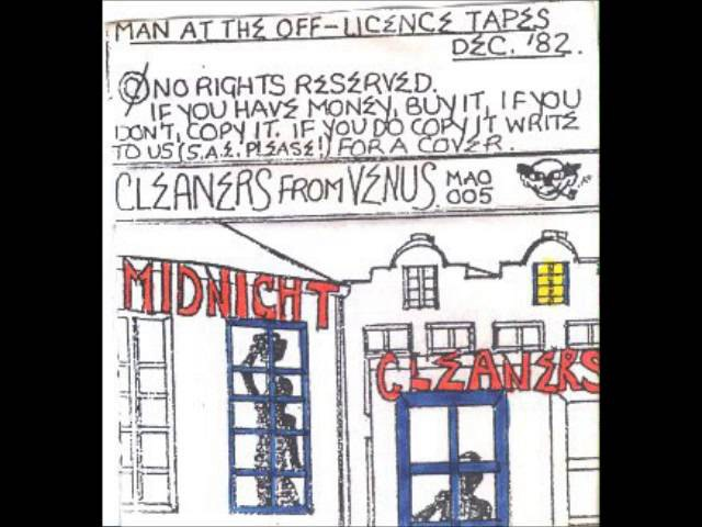 Cleaners From Venus Midnight Cleaners *FULL ALBUM*