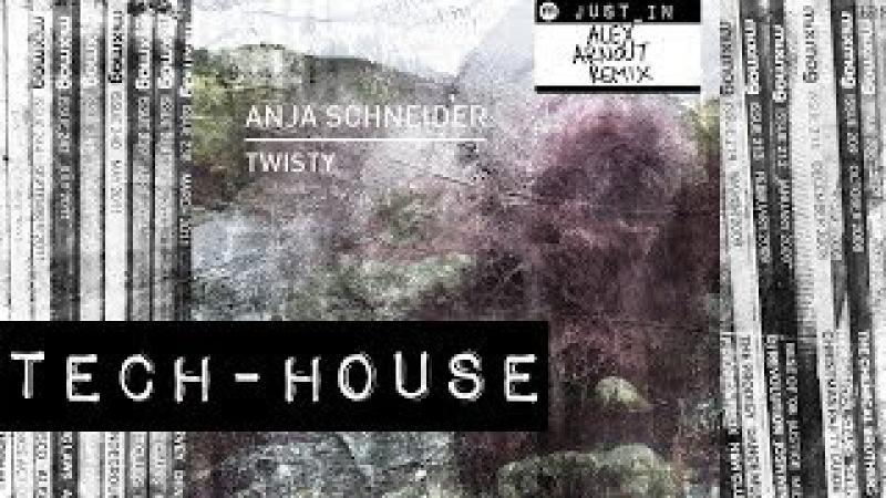 TECH HOUSE Anja Schneider Free Fall Alex Arnout Remix Knee Deep In Sound