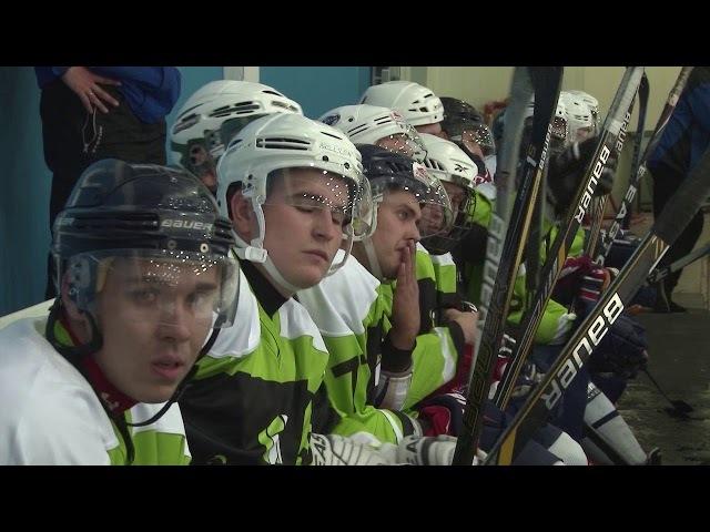 Товарищеский матч ХК «СаровИнвест» - ХК «Ракета»