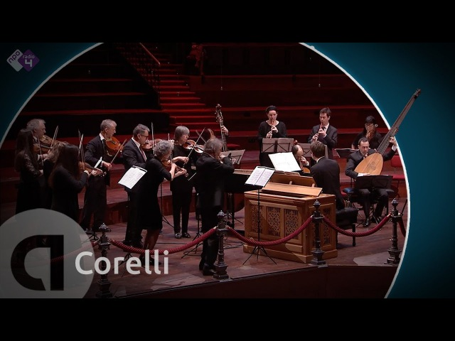 Corelli 12 Concerti Grossi Op 6 No 8 Christmas Concerto Musica Amphion Classical Music HD