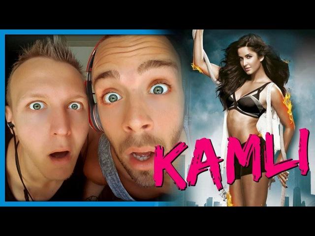 Kamli Full Song DHOOM 3 Katrina Kaif Aamir Khan Sunidhi Chauhan Pritam Reaction by RnJ