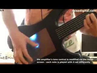цифровая гитара misa digital guitar