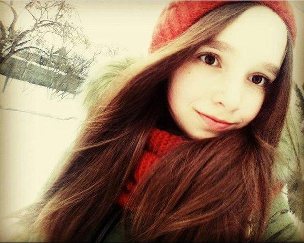 Аня Федас, Украина