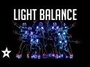 Light Balance WINS Tyra Banks's GOLDEN BUZZER America's Got Talent 2017