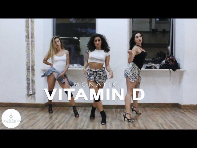 Dance Intensive 17 MONATIK Vitamin D by Diana Petrosyan VELVET YOUNG DANCE CENTRE