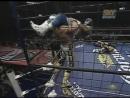 [My1] (2007.09.28) - 8-Man Cage of Death - Loser loses mask or shaved bald - Mistico vs. Hijo del Perro Aguayo vs. Villano V v