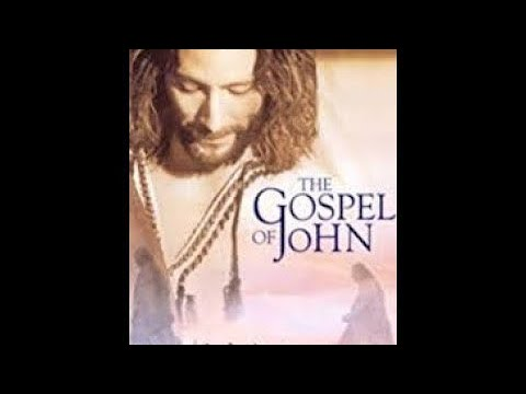 Koko elokuva JOHANNEKSEN EVANKELIUMI Full movie The Gospel of John Suomi Finnish