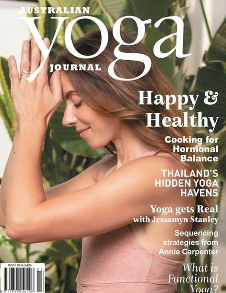 2019-04-01 Australian Yoga Journal