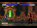 MKTX UMK3 Mod Ermac new special moves test