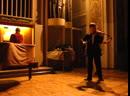 Влад Галиченко (скрипка) Сергей Рикардо (орган) - Импровизация in C