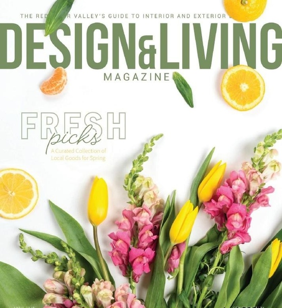 Design Living April 2019