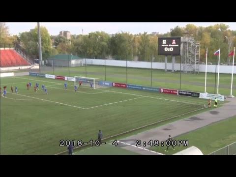 Первенство России зоны Приволжье Академия-Мордовия (2004 г.р.)