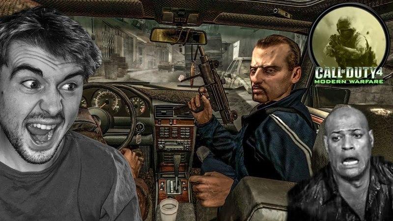 ТИР НАЧАЛО → Call of Duty 4 Modern Warfare SpeedCut