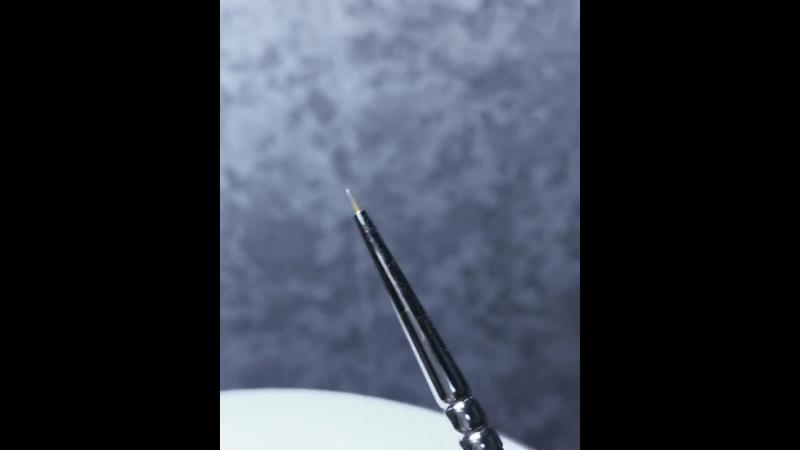 Кисть для прорисовки тонких линий y00 от luxioВ наличии🏡 Симферополь Турецкая 15📞 8 978 886 71 81* luxiogelcrimea luxio