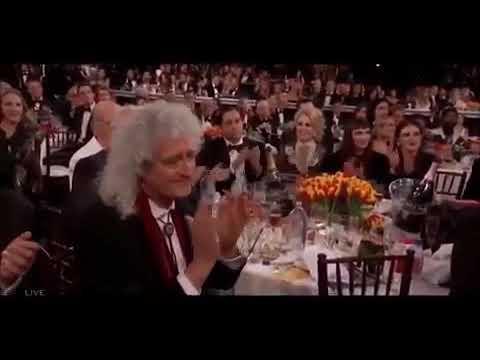 Rami Malek's Golden Globe Speech