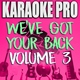 Karaoke Pro - I'll Never Love Again (Film Version) (Originally Performed by Lady Gaga & Bradley Cooper)
