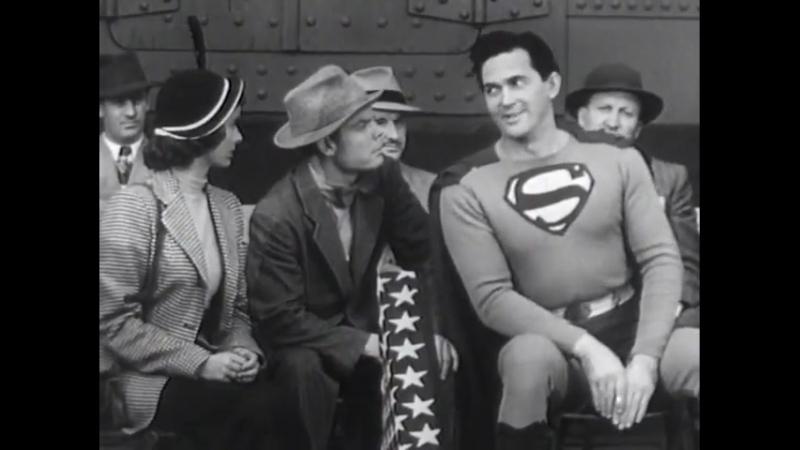Атомный Человек против Супермена 7 серия (перевод den904)