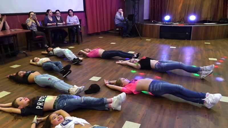 Студия восточного танца Жемчужная Саламандра вечеринка Аламар Данс 2019