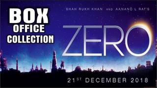 Worst Zero Movie Box Office Collection | Shahrukh Khan | Katrina Kaif | Anushka Sharma