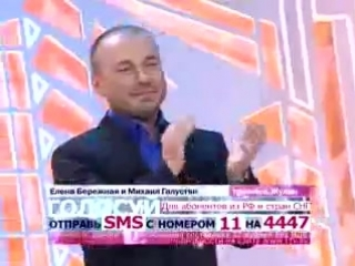 Михаил Галустян - Елена Бережная - Очень классный и позитивный номер!!!