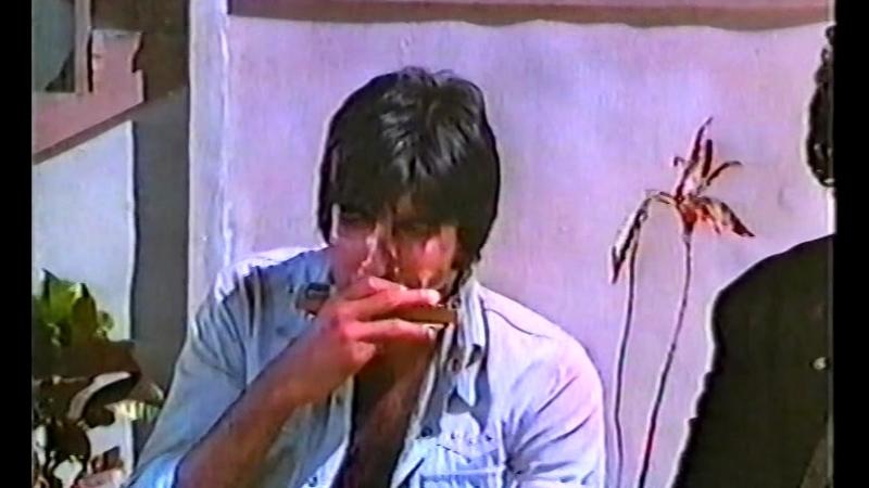 Месть и закон Индия 1975 боевик Дхармендра Амитабх Баччан дубляж советская прокатная копия с ВХС