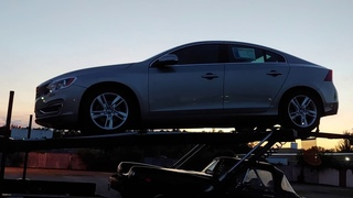 Дальнобой США :: На Вольво по бездорожью. Машина карлик MG Midget