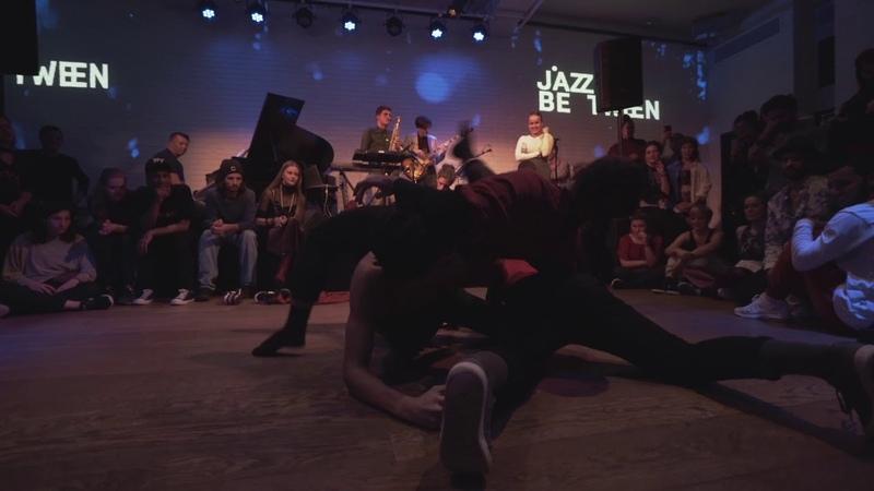 JazzBetween presents Contemporary Dance Improvisation Barcelona.