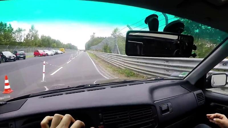 Golf 3 Gti 16v 150hp Nürburgring 8 54s